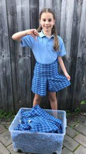 The Long and Skort of it - Girls' Uniform Agenda